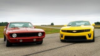 2012 Chevy Camaro ZL1 vs. Mark Stielow