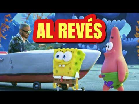 Tainy, J Balvin – Agua – (Al Revés)