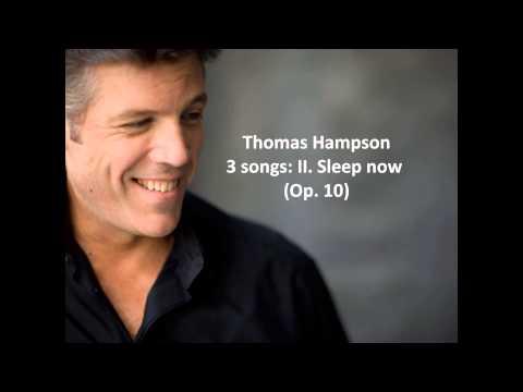 Thomas Hampson: The complete