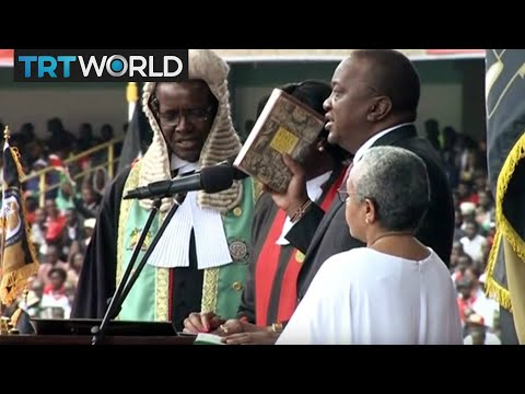 Kenya's political rivalry