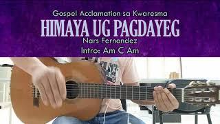 Himaya Ug Pagdayeg – Nars Fernandez - Guitar Chords
