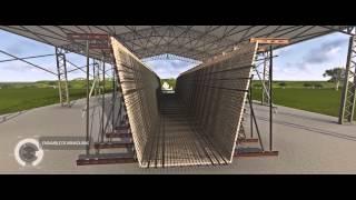 Puente - Proceso Constructivo // Bridge - Construction Process