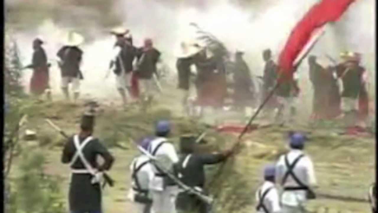 5 de Mayo Batalla de Puebla la historia. - YouTube