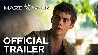 The Maze Runner Official Trailer HD 20th Century FOX