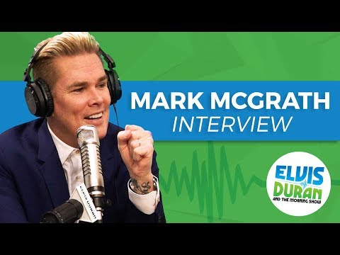 Mark McGrath talks about I Love the 90s Tour and His Time with Sugar Ray | Elvis Duran Show
