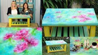 Pintar Muebles - Oleos - Claudia Kunze