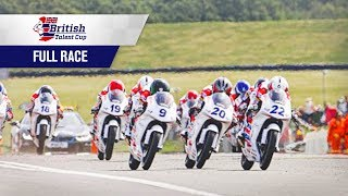 Race 2: Full Race | Round 4: Snetterton Circuit 2019 | British Talent Cup
