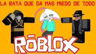 La rata mas terrorífica! de TODO ROBLOX!|Roblox Rickey Rat