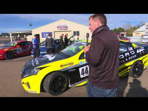 2017 Production Touring Car Championship round 5 Wakefield Park