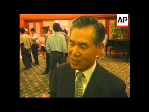 Guam - Plane crash press conference