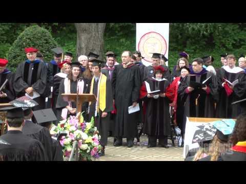Wittenberg University 2014 - Alma Mater