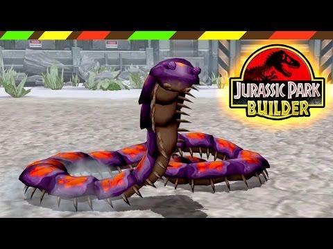 Jurassic Park Builder part 9: Arthropleura, Edmontosaurus, Yutyrannus, Dryosaurus & Dreadnoughtus