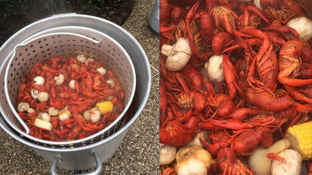 How To Boil Crawfish! A Much Shorter Video With Important Changes