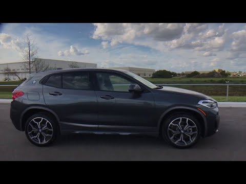 2018 bmw x2 kissimmee clermont orlando fl eb19331 youtube. Black Bedroom Furniture Sets. Home Design Ideas