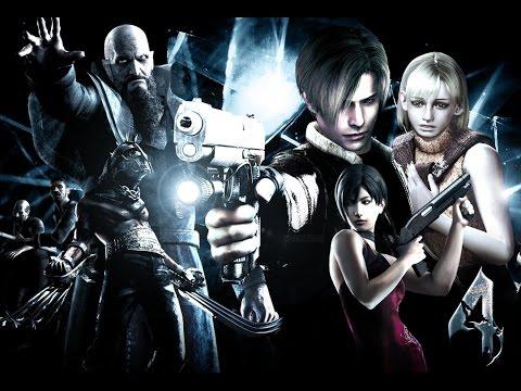 RESIDENT EVIL 4 REMASTERED Gameplay Walkthrough Part 1 FULL GAME (1080p) - No Commentary