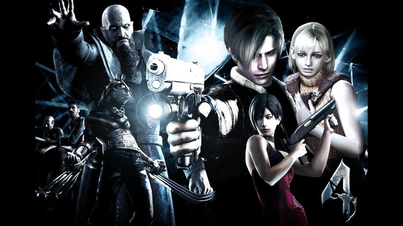 Resident Evil 4 Remastered Gameplay Walkthrough Part 1 Full Game