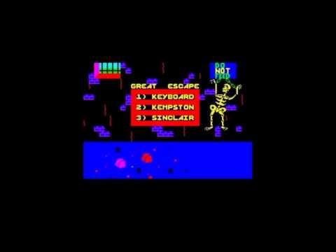 Monty is Innocent Title Music (ZX Spectrum 48K)