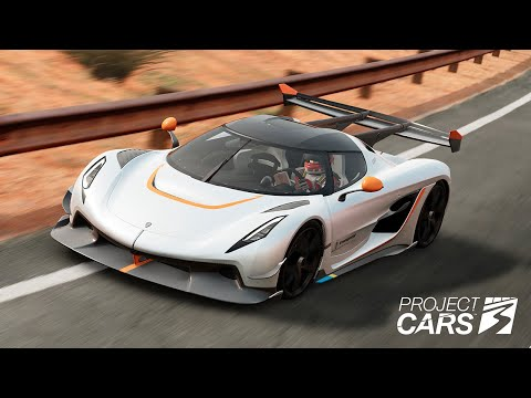 Project CARS 3 - What Drives You - PS4 / Xbox1 / PC