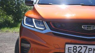 Рома купил себе Geely Coolray вместо Renault Arkana