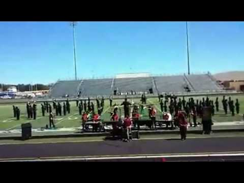 Liberty Eylau High School Marching Band 2016; A Brave New World