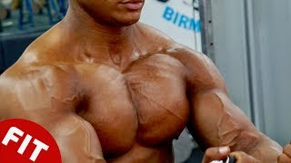 ADVANCED CHEST WORKOUT FOR AN AMAZING PUMP!