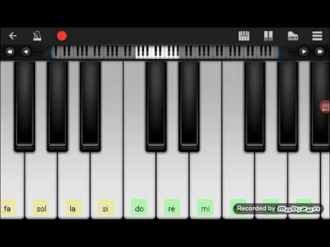 Hasretinden Yandı Gönlüm : Piano #1