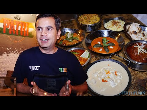 PATRI - Award Winning Indian Restaurant In Northfields, London