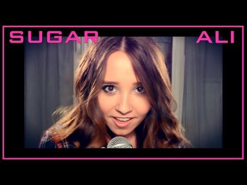 Sugar - Maroon 5 | Ali Brustofski cover (Music Video)