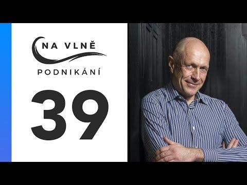 Na Vlně Podnikání #39: Pavel Kysilka o inovacích a nových technologích v korporacích