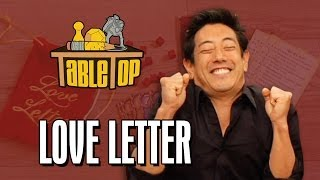 Love Letter: Grant Imahara, Nika Harper and Anne Wheaton Join Wil Wheaton on TableTop [Livestream]