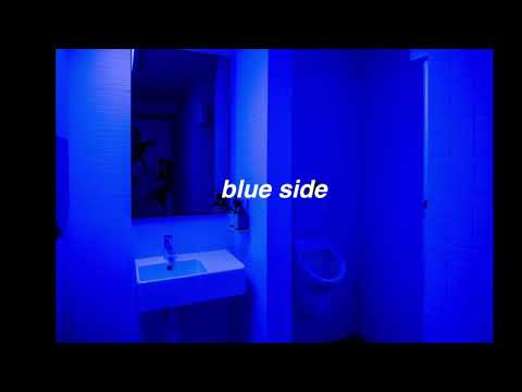 Blue Side By J-hope But Youre In A Bathroom Crying