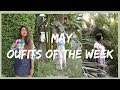 #5 MAY OUTFITS OF THE WEEK   TROPICAL OUTFITS   MODA YALDA