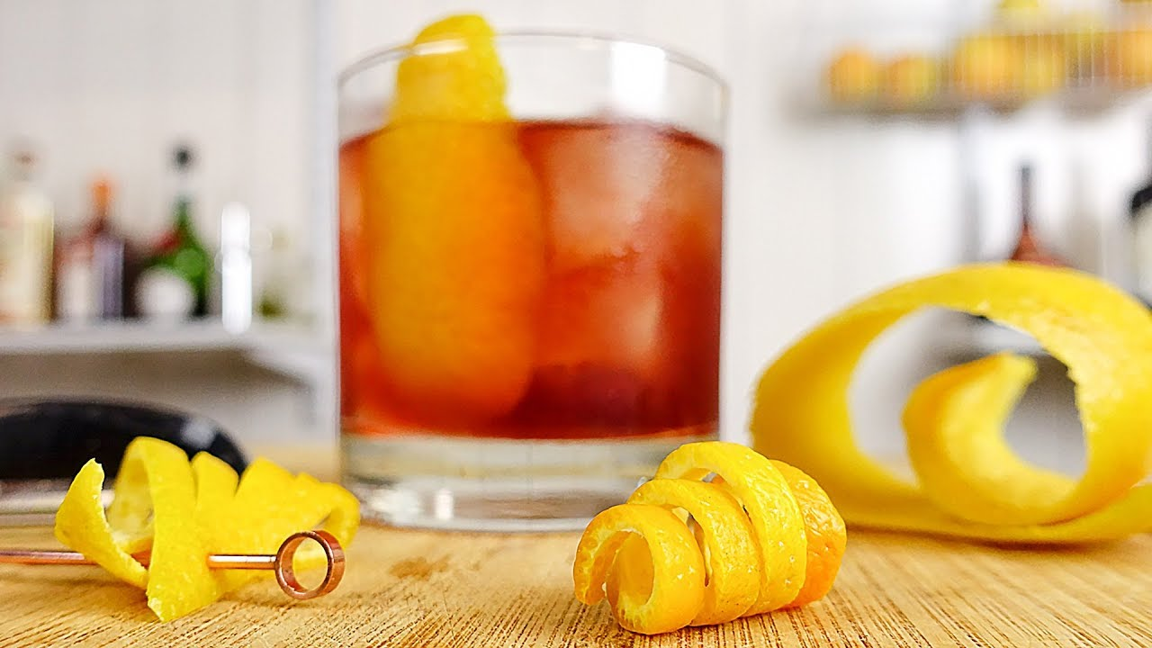 Easy Cocktail Garnishes