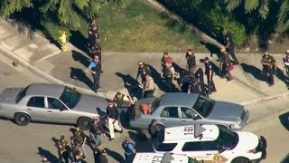 Husband: Wife Texted 'I Love You' From Inside San Bernardino Shooting