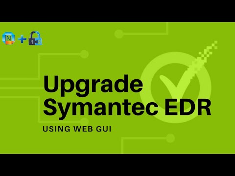 Symantec Endpoint Detection & Response (EDR) Notes