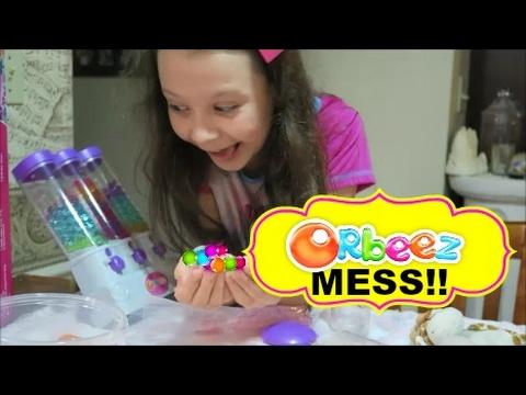 Orbeez Mess!! ~ Jan 30 2017