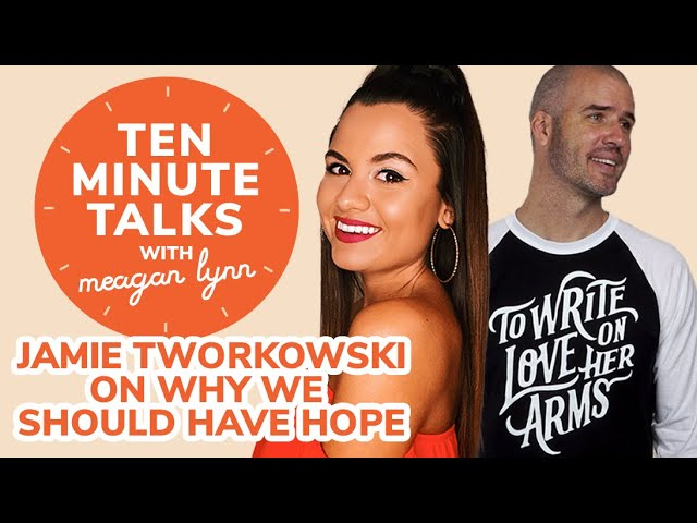 To Write Love on Her Arms' Founder Jamie Tworkowski Shares Why We Should Have Hope in 2020