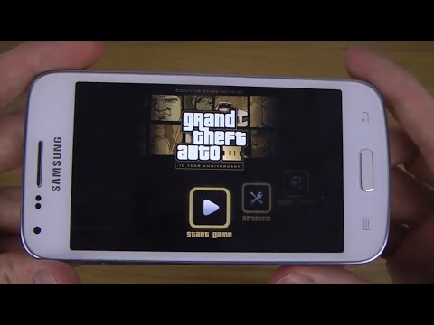 GTA 3 Gameplay On Android