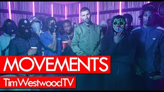 Movements Crib Session - Westwood (Young Sykes, Young Dumps)