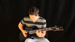 A Light In A Darkened World - Killswitch Engage (Guitar Cover) HD