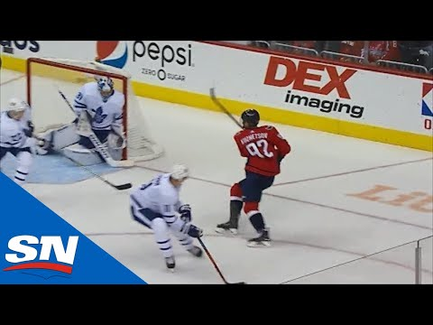 Evgeny Kuznetsov Breaks The Tie With A Beautifully Placed Shot