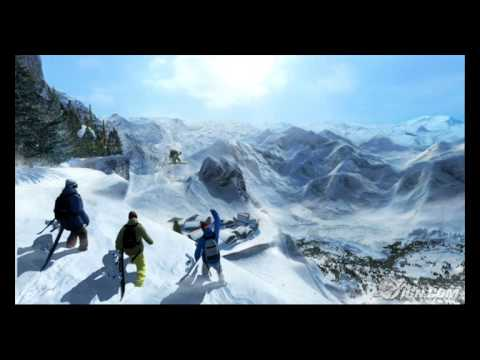Саундтреки shaun white snowboarding