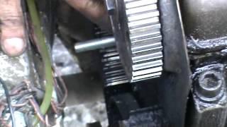 Замена сорванной шпильки в головке ВАЗ 21083. Сделай Сам!