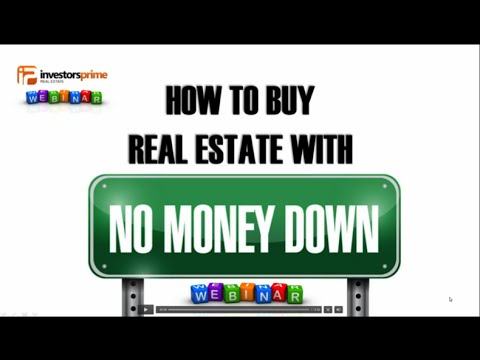 HOW TO BUY PROPERTY WITH NO MONEY DOWN! And get developers to pay the deposit on your next property