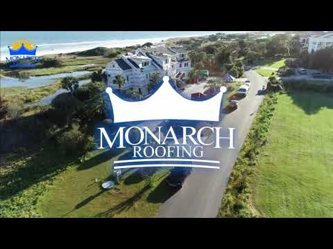 We do Solar! GAF Decotech System installation, first one in Myrtle Beach. Trust Monarch solar
