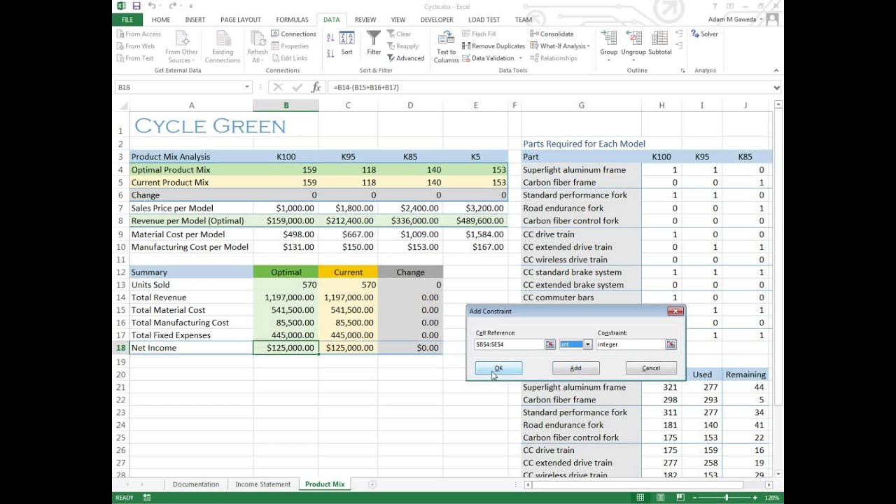 how to find solver in excel