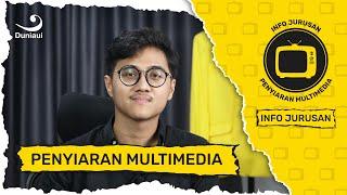 Info Jurusan Penyiaran Multimedia, Vokasi UI   Malik Abiva