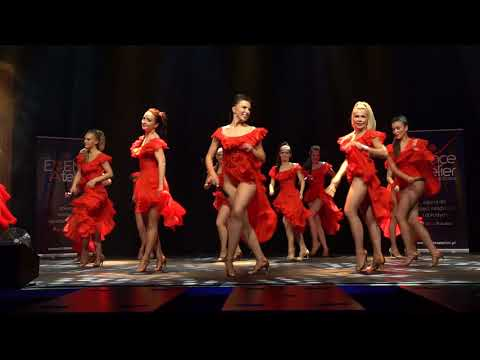 "Salsa Ladies Team ""Salsitas"" by Barbra Dance Atelier"