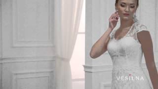 Свадебные платья VESILNA™ модель 2038