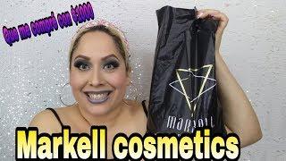 connectYoutube - Que me compré con el vale de $1000 /Markell cosmetics